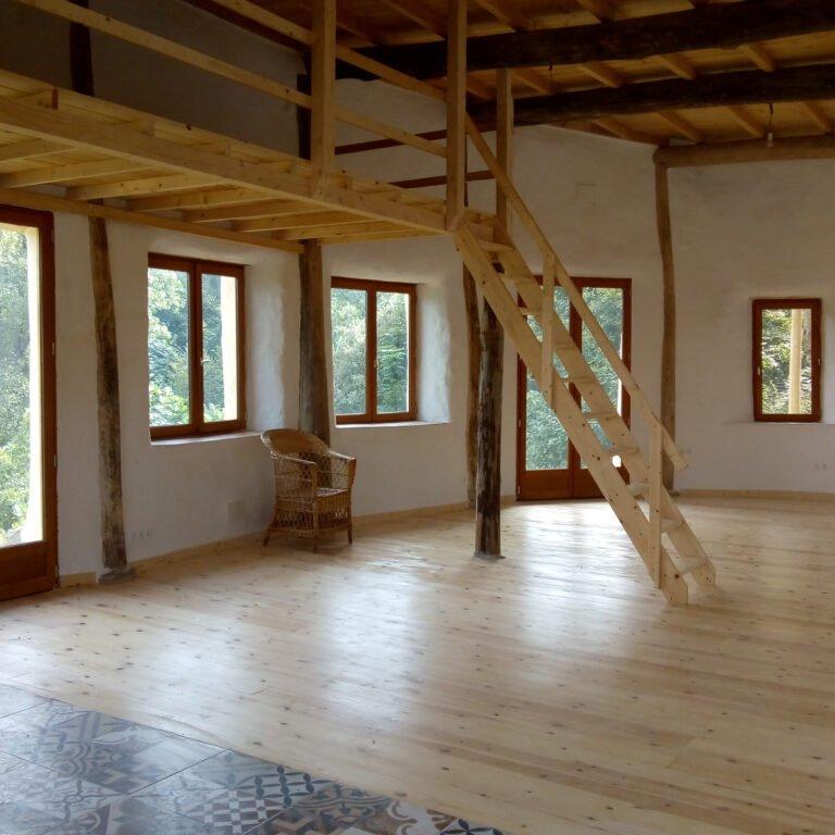 w house interior